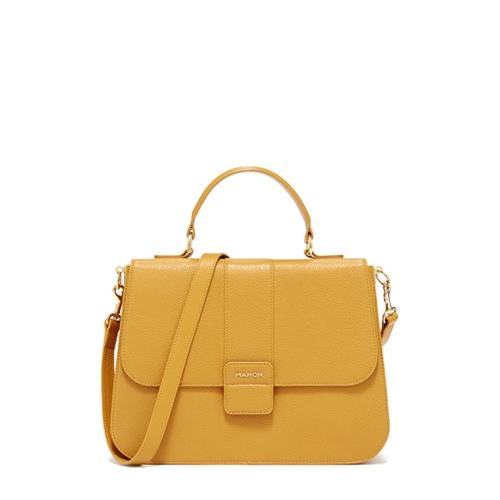 mahon_luxury_designer_leather_bags_protagonista_tophandle_goldyellow