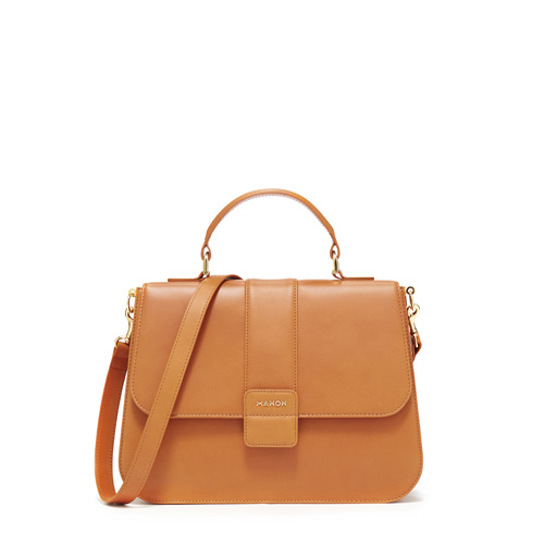 mahon_luxury_designer_leather_bags_protagonista_tophandle_honeyyellow